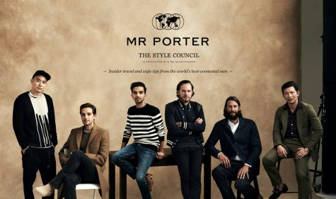Mr Porter Style Council