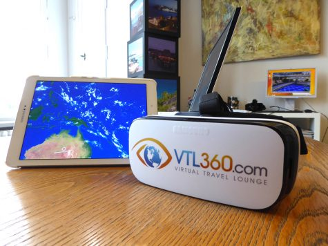 VTL 360 Virtual Travel Lounge Test