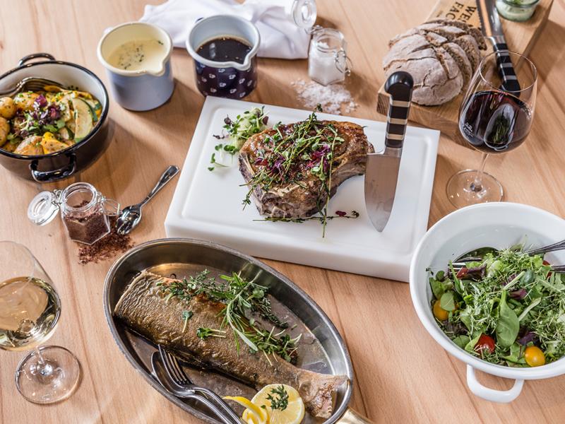 Westend Steak and Fish Factory München