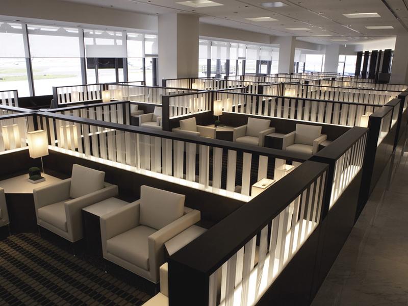 ANA business Lounge
