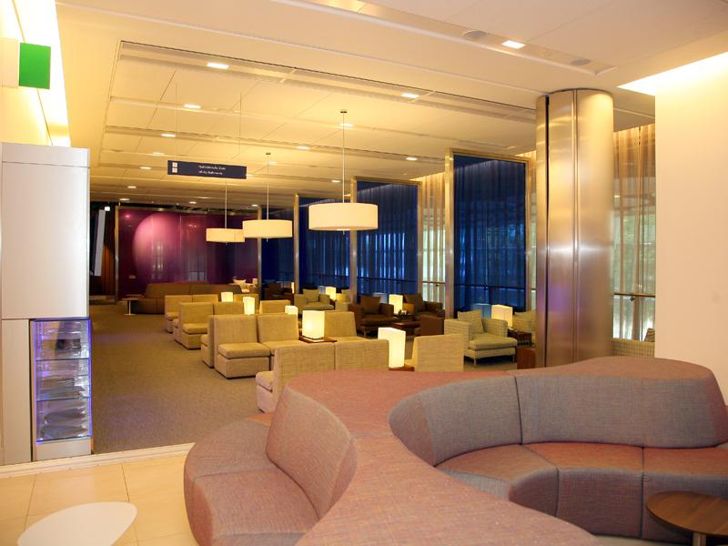 die besten Arrivals Lounges