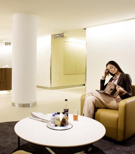 die besten Arrival Lounges der Welt