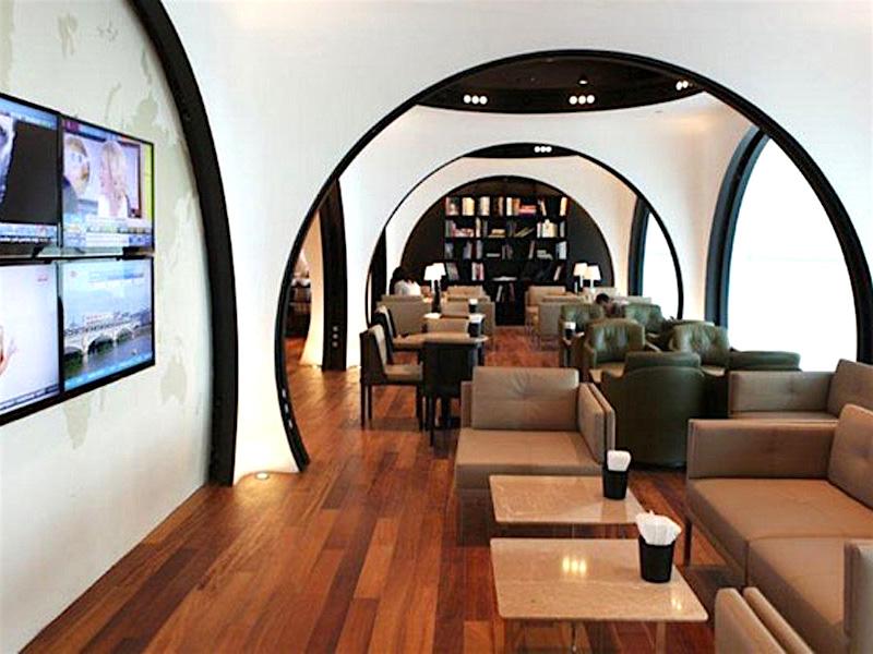 Die besten Arrivals Lounges der Welt