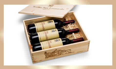 San Leonardo Wein Gewinnspiel Advent