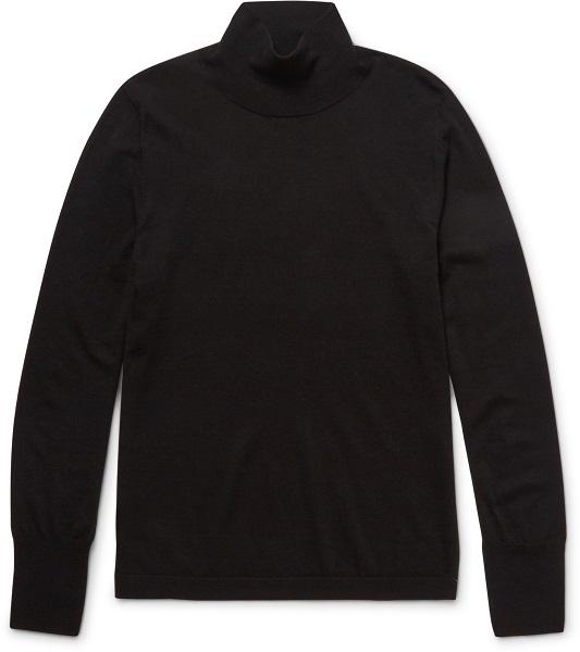 Rollkragen-Pullover von Acne