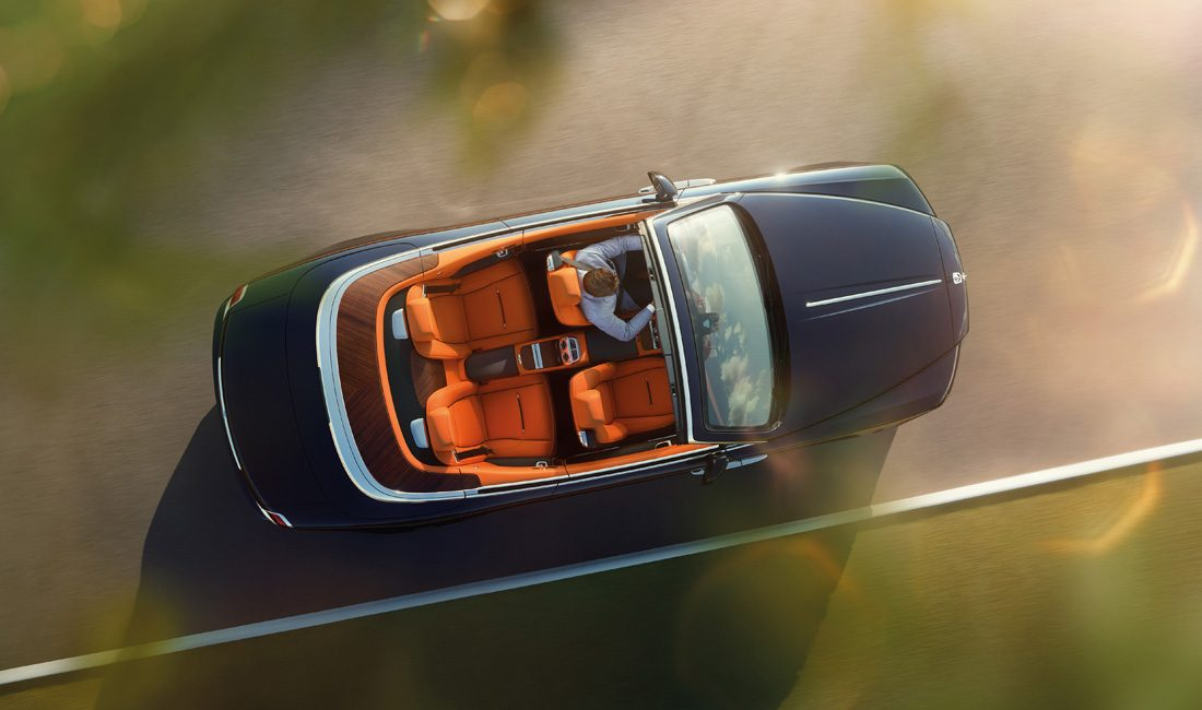 Rolls-Royce Dawn Fahrtest Bericht Erfahrung