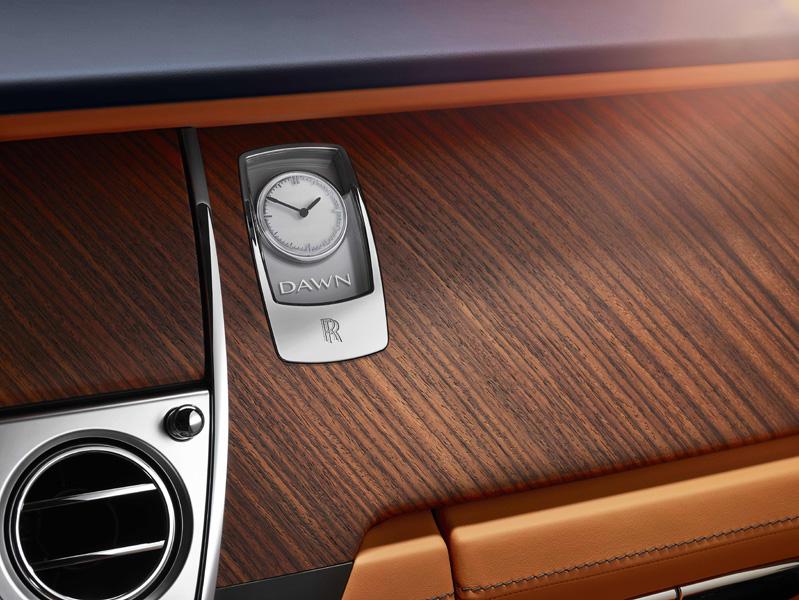 Rolls-Royce Dawn Cockpit