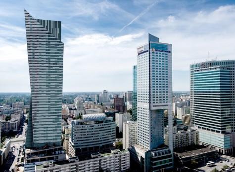 Warschau_Intercontinental_Fassade