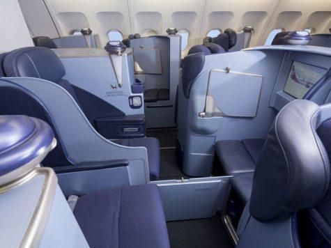 Air Berlin Business Class Review