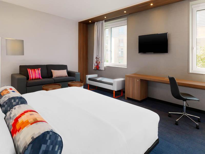 die besten business hotels in München Aloft