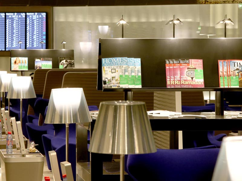 Qatar Business Lounge Doha