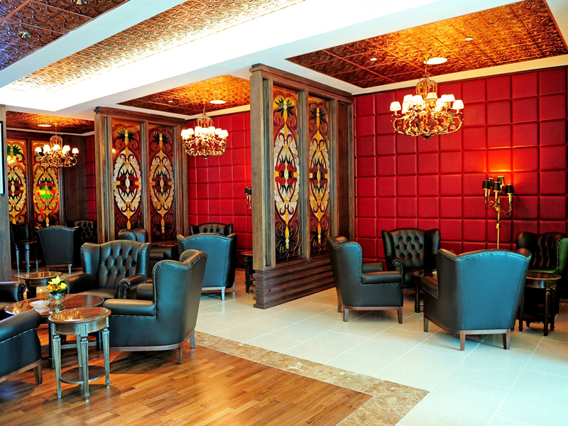 besten First Class Lounges Emirates