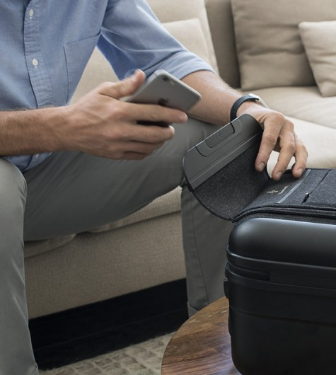 Gadgets fuer Geschaeftsreisen