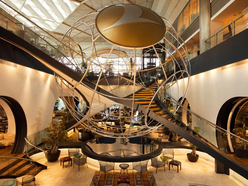 die besten Business Lounges der welt