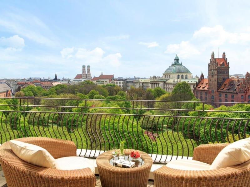 Die besten Stadthotels in Deutschland