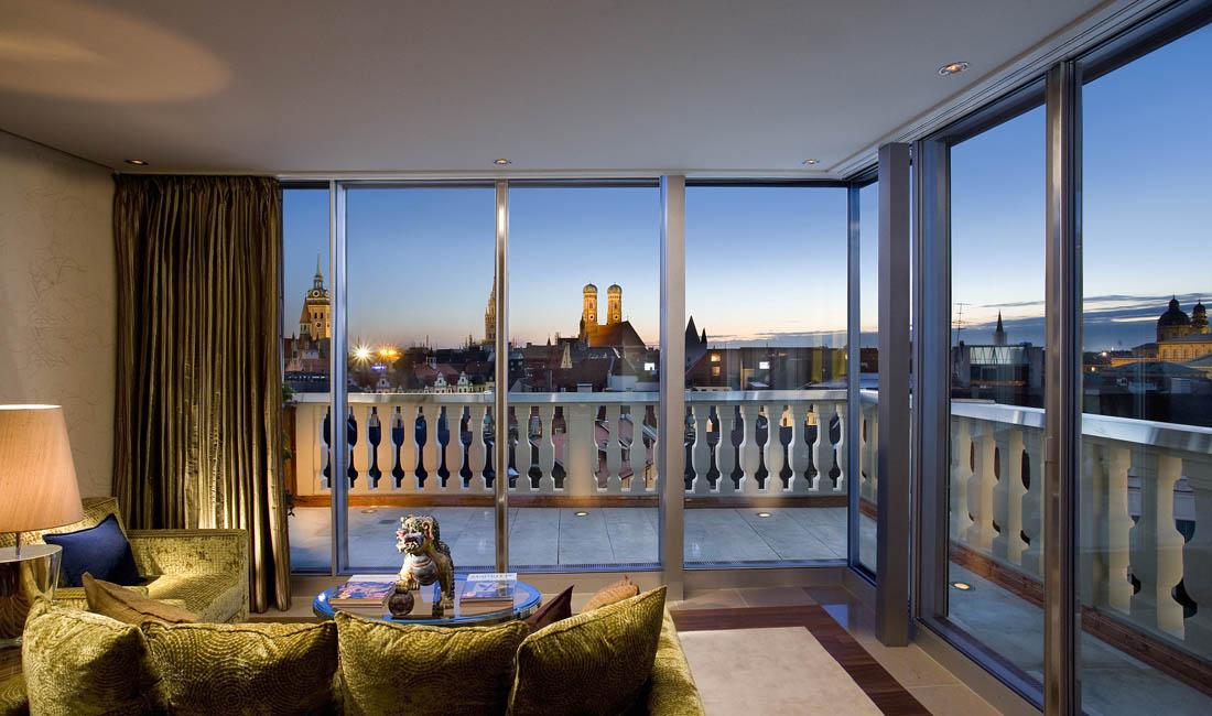 Besten business hotels in m nchen the frequent traveller for Die besten design hotels