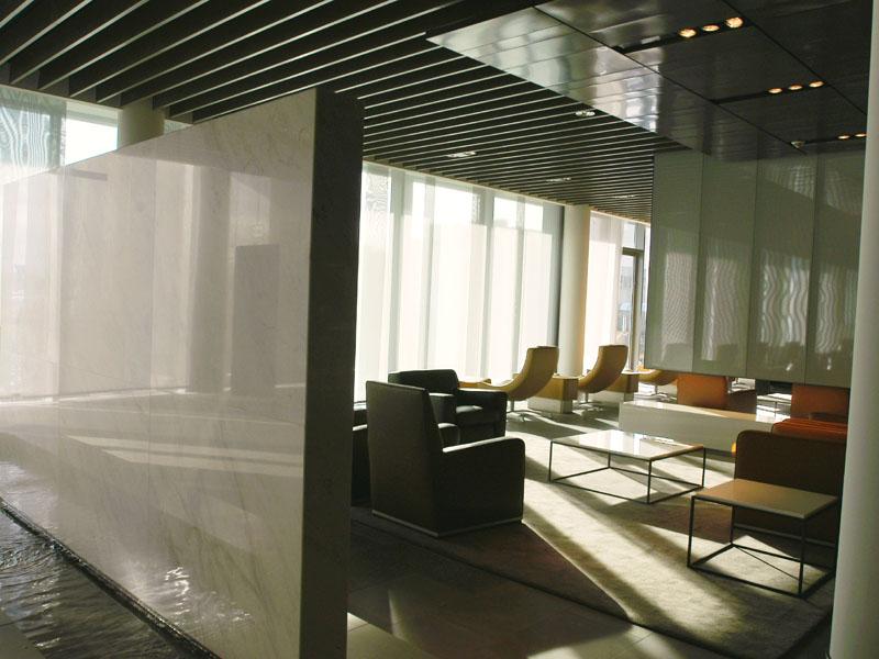Lufthansa First Class Lounge Frankfurt Test Erfahrung
