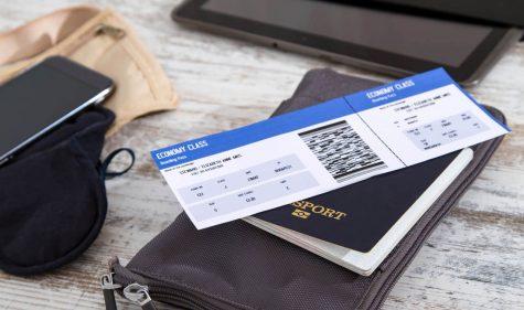 Sicherheitsrisiko bei Flugtickets