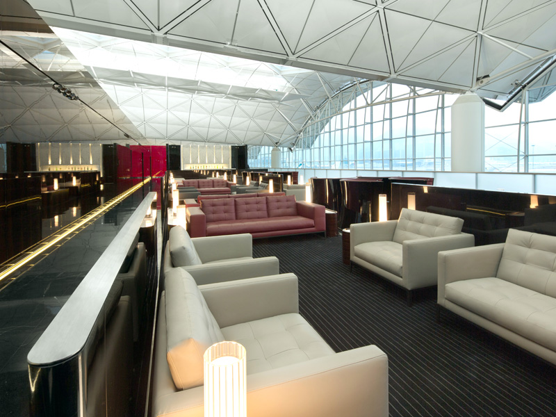 Besten Business Lounges der Welt