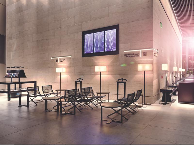 die besten First class Lounges der Welt Qatar