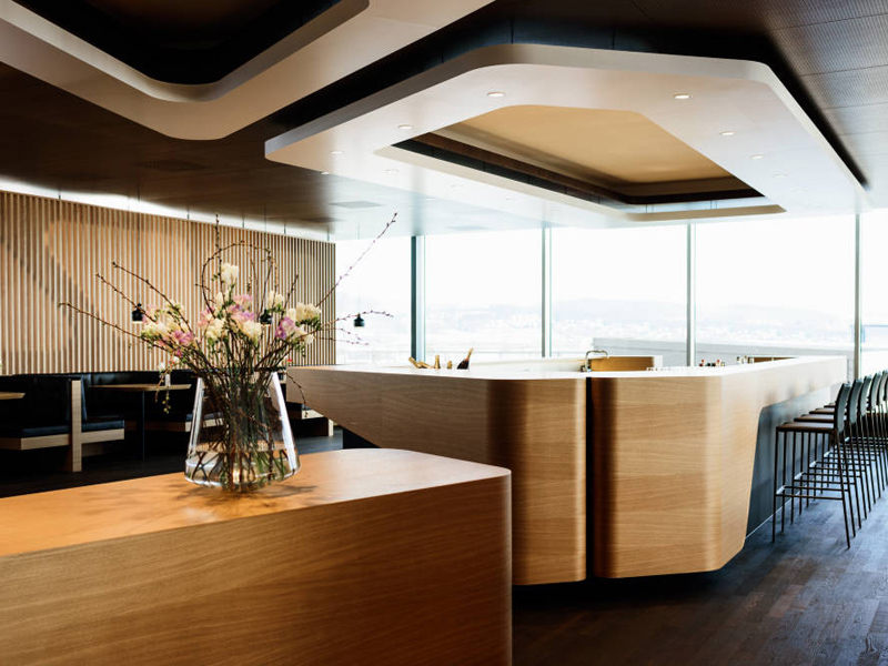 besten first Class Lounges