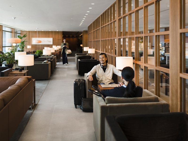 Die besten First Class Lounges