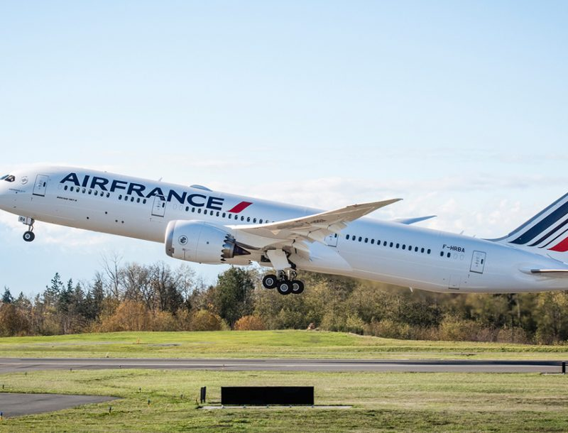 Air France Dreamliner
