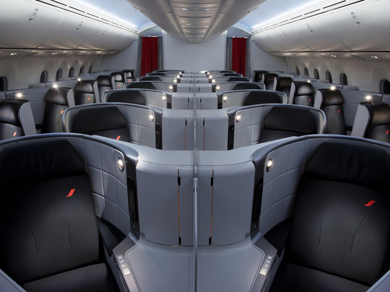 Air France Dreamliner