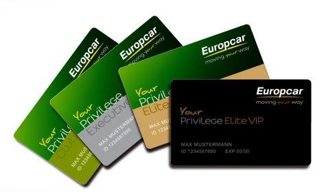 Europcar Privilege Programm