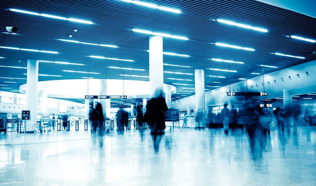 Flughafen der Zukunft