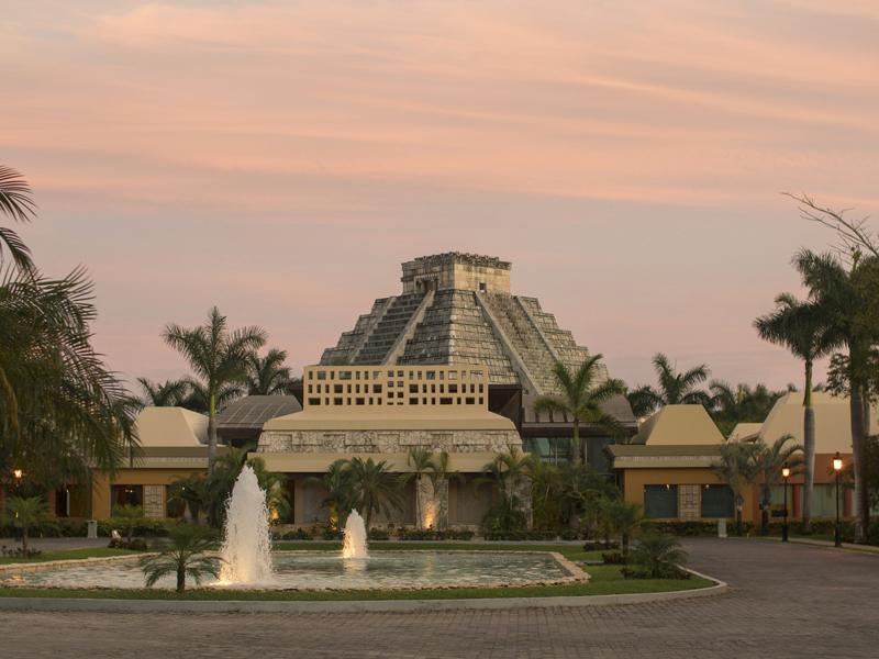 IBEROSTAR GRAND HOTEL PARAISO MEXIKO