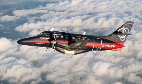 BAE Jetstream autonom fliegendes Flugzeug