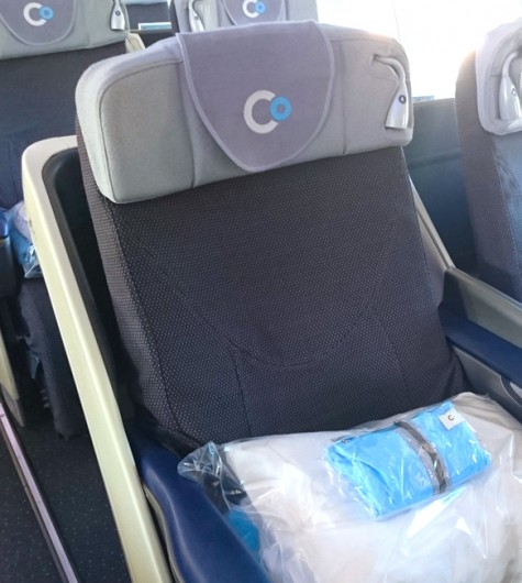 La Compagnie Business Class Review