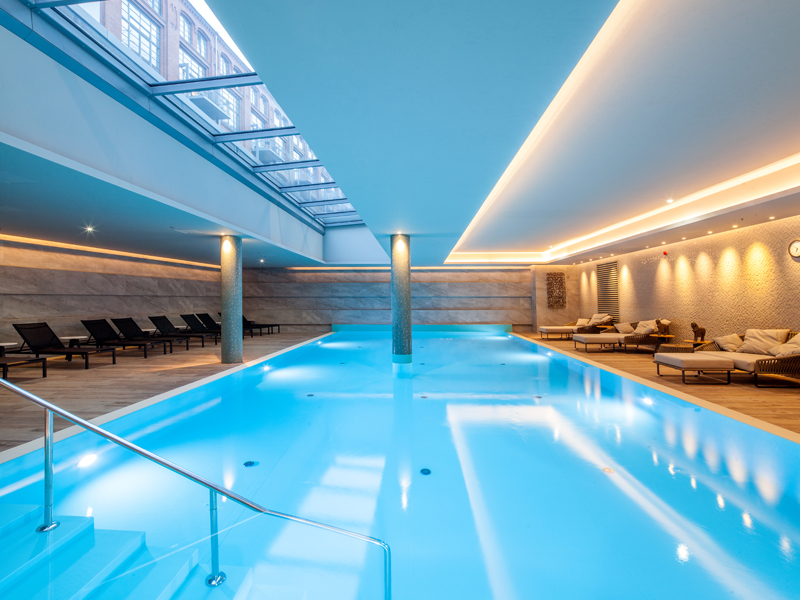 Titanic Hotel Berlin Spa