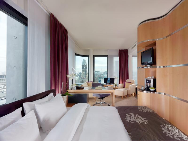 Die besten Business Hotels in Berlin Swissotel