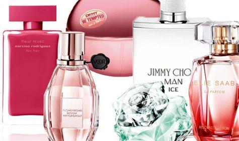 Die besten Frühlingsparfums