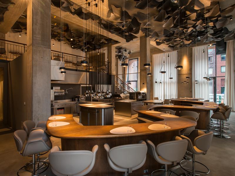 The Table Hamburg Coolsten Szene-Restaurant Deutschlands