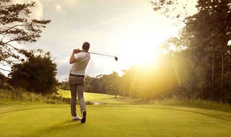 Golf und Spahotels