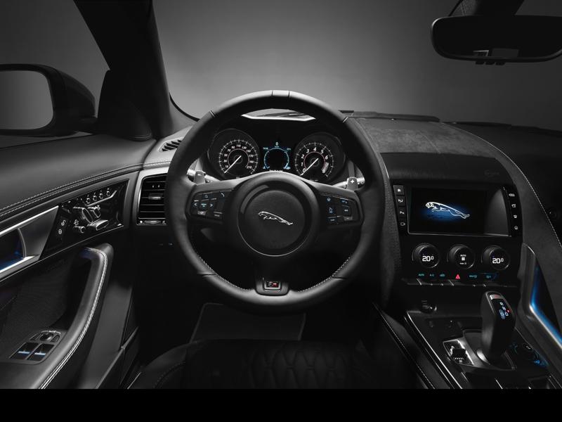 Jaguar F Type Cabriolet