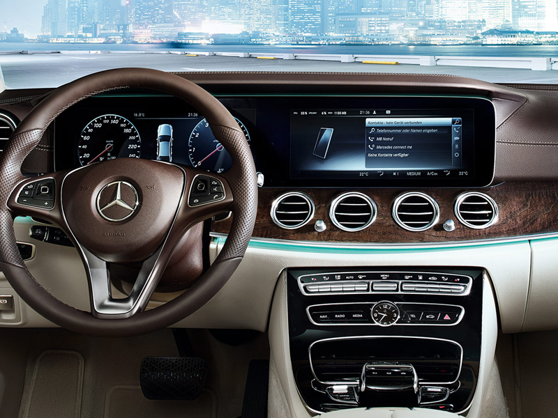 Mercedes E-Klasse T-Modell