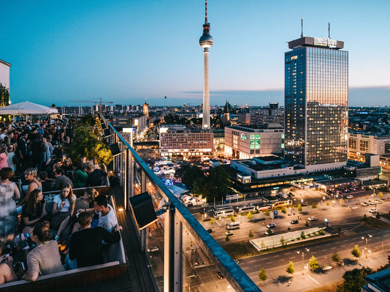 24 STunden in Berlin