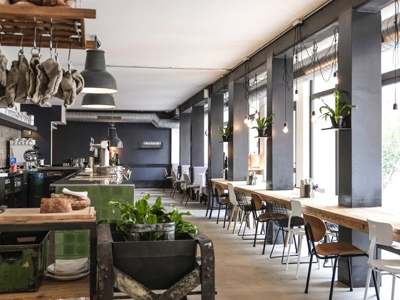 24 Stunden in München Theresa Grill Restaurant