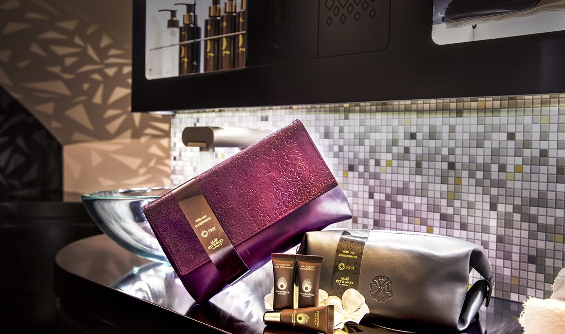 Amenity Kits First Class
