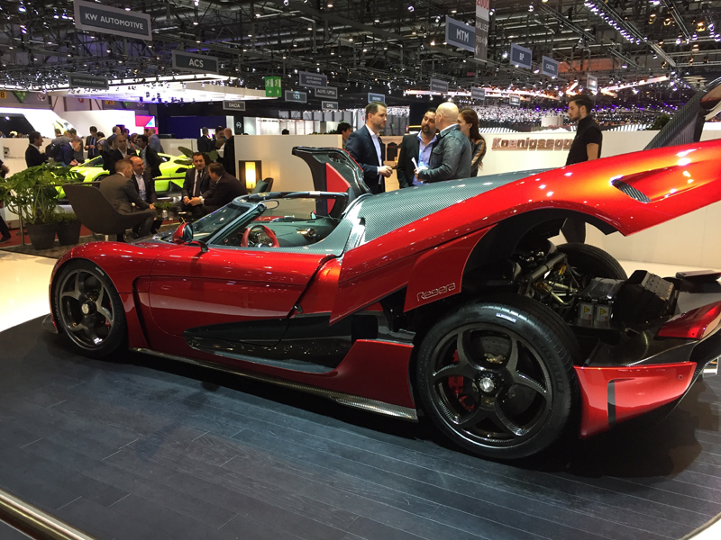 Auto Salon Genf 2017