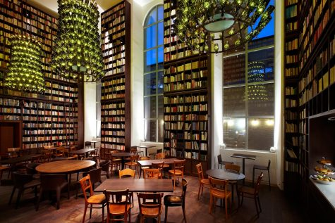 Wine Bar im B2 Boutique Hotel + Spa