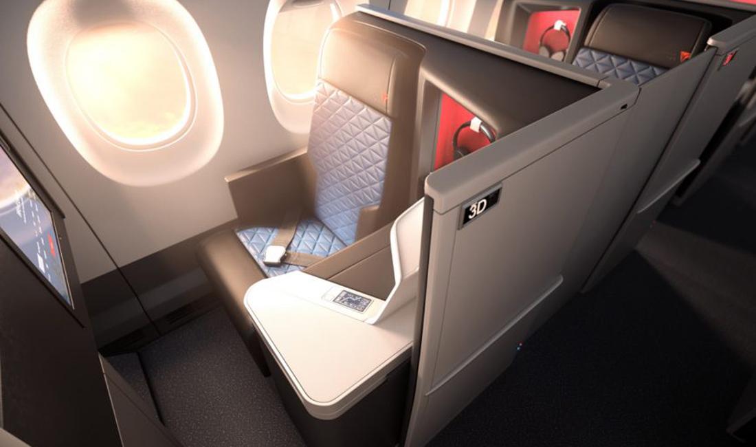 Crystal cabin award die neuheiten the frequent traveller for Migliori cabine business class 2017