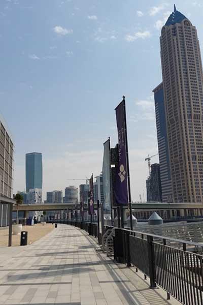 Das beste Business-Hotel in Dubai JW Marriott Marquis