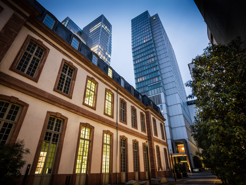Sterne Hotel Frankfurt Jumeirah