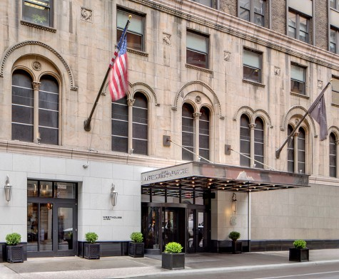 Die besten Business Hotels in New York