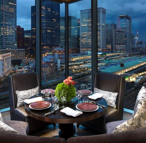 Die besten Business Hotels in Tokio